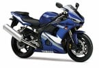 Thumbnail YAMAHA YZF-R6 SERIES 2003-2005 BIKE REPAIR SERVICE MANUAL