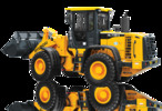 Thumbnail BACKHOE LOADER HL730-9 HL 730-9 WORKSHOP SERVICE MANUAL