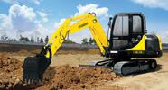 Thumbnail ROBEX MINI EXCAVATOR R55-7A R-55 7A WORKSHOP SERVICE MANUAL