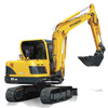 Thumbnail ROBEX MINI EXCAVATOR R55-9A R-55 9A WORKSHOP SERVICE MANUAL