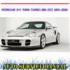 Thumbnail PORSCHE 911 TWIN TURBO 996 GT2 2001-2005 WORKSHOP MANUAL