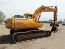 Thumbnail CRAWLER EXCAVATOR ROBEX R210-3 R210LC-3 WORKSHOP MANUAL