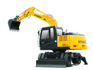 Thumbnail WHEEL EXCAVATOR ROBEX R140W-7A WORKSHOP SERVICE MANUAL