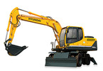 Thumbnail WHEEL EXCAVATOR ROBEX R140W-9 WORKSHOP SERVICE MANUAL