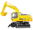 Thumbnail WHEEL EXCAVATOR ROBEX R170W-7 WORKSHOP SERVICE MANUAL