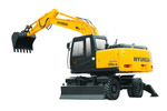 Thumbnail WHEEL EXCAVATOR ROBEX R170W-7A WORKSHOP SERVICE MANUAL