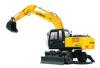 Thumbnail WHEEL EXCAVATOR ROBEX R200W-7A WORKSHOP SERVICE MANUAL