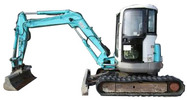 Thumbnail KOBELCO SK40SR SK45SR SK45SR-2 EXCAVATOR WORKSHOP MANUAL