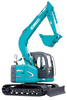 Thumbnail KOBELCO SK70SR SK70SR-1E EXCAVATOR WORKSHOP SERVICE MANUAL