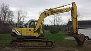 Thumbnail KOBELCO SK100 SK120 EXCAVATOR WORKSHOP SERVICE MANUAL
