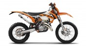 Thumbnail KTM 125 200 EXC 200 XC-W BIKE 2016+ WORKSHOP SERVICE MANUAL
