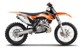 Thumbnail KTM 250 SX XC 300 XC BIKE 2016+ WORKSHOP SERVICE MANUAL