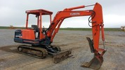 Thumbnail KUBOTA KH 36 41 51 61 66 91 101 151 WORKSHOP SERVICE MANUAL
