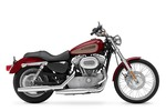 Thumbnail HD SPORTSTER 883 CUSTOM XL883C 2007-2010 WORKSHOP MANUAL