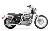 Thumbnail HD SPORTSTER 883 LOW XL883L BIKE 2007-2010 WORKSHOP MANUAL