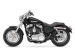 Thumbnail HD SPORTSTER 1200 CUSTOM XL1200C 2007-2010 WORKSHOP MANUAL
