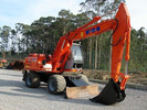 Thumbnail FIAT HITACHI FB 90 100 110 200 4WS EXCAVATOR WORKSHOP MANUAL