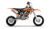 Thumbnail KTM 50 SX 50SX MINI BIKE 2009-2014 WORKSHOP SERVICE MANUAL
