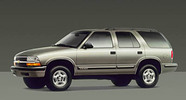 Thumbnail CHEVROLET BLAZER 1995-2005 WORKSHOP SERVICE REPAIR MANUAL