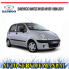 Thumbnail DAEWOO MATIZ M100 M150 1998-2011 REPAIR SERVICE MANUAL