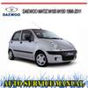 Thumbnail DAEWOO MATIZ M100 M150 1998-2011 REPAIR SERVICE MANUAL