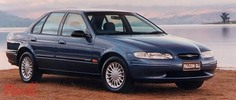Thumbnail FORD FALCON EF EL XR6 XR8 1994-1998 WORKSHOP SERVICE MANUAL