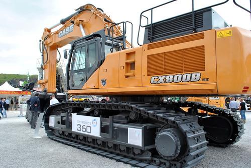 CASE CX800B CX-800B CRAWLER EXCAVATOR WORKSHOP MANUAL