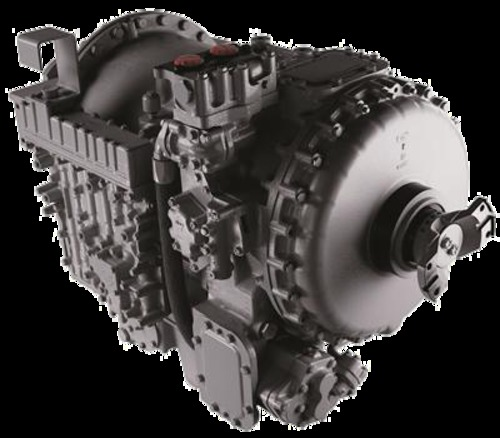 Free ALLISON TRANSMISSION 5000 & 6000 SERIES PARTS LIST MANUAL Download thumbnail