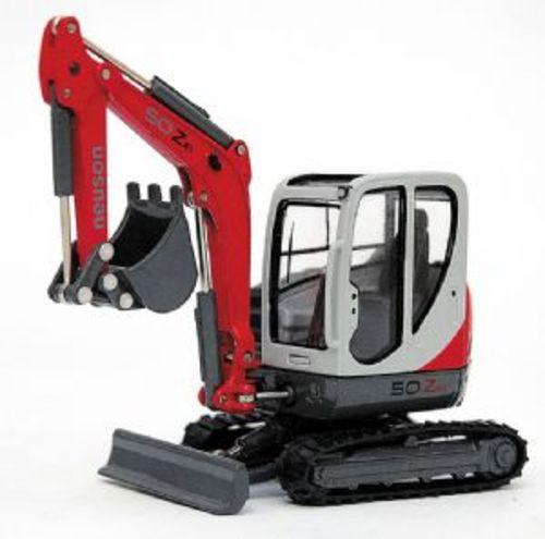 Neuson 50z3 Track Excavator Workshop Service Repair Manual
