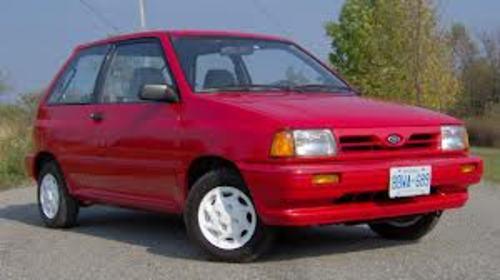 Ford Festiva Wa 1988