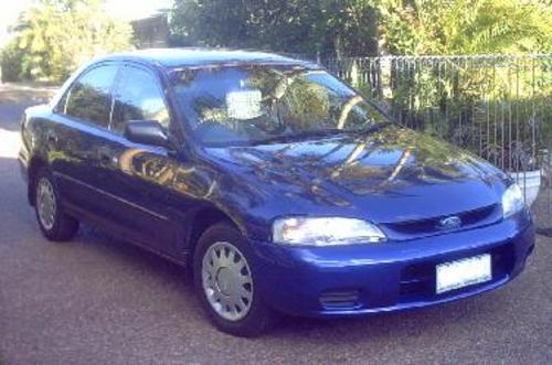 Ford Laser Kj 1994