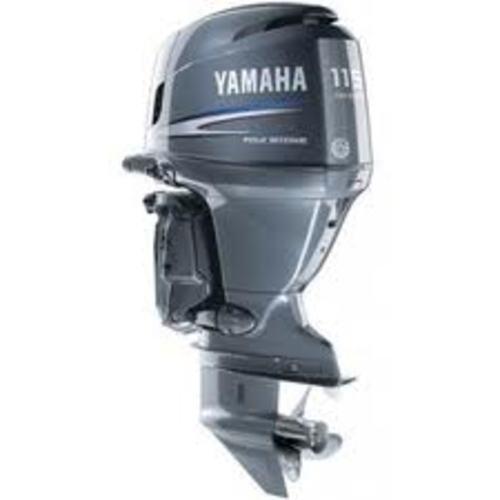 Free yamaha outboard f115c lf115c service repair manual for Boat motor repair manuals