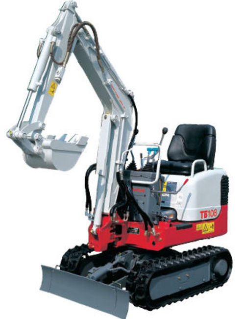 Free TAKEUCHI TB108 COMPACT EXCAVATOR WORKSHOP SERVICE MANUAL Download thumbnail