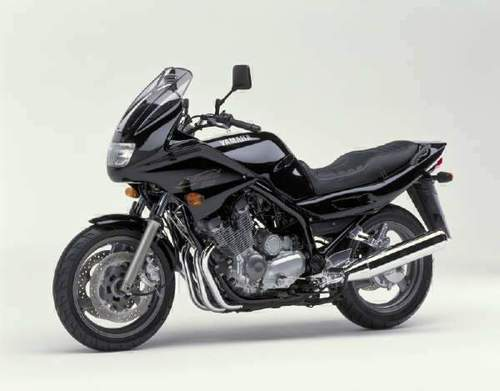 Yamaha Xj900s Bike 1994