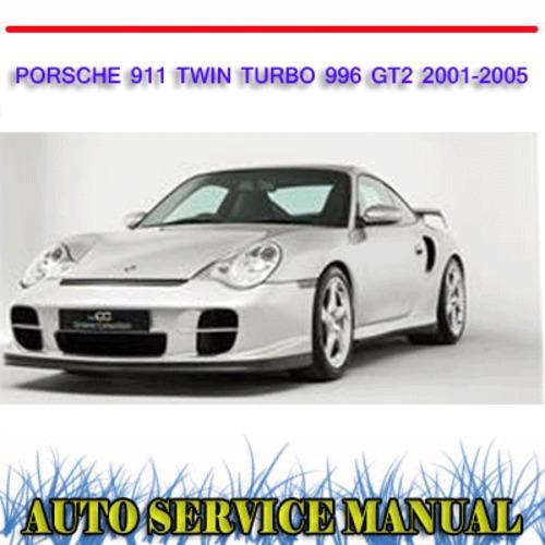 service manual porsche 911 996 tt