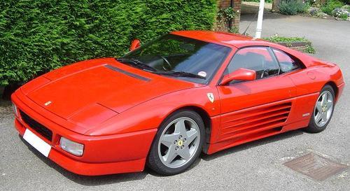 Ferrari 348 3 4l V8 1989-1995 Workshop Service Repair Manual