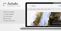 Thumbnail Astute - Creative Business & Portfolio Theme