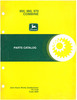 Thumbnail John Deere 950/960/970 combine spare parts catalogue