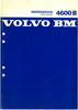 Thumbnail Volvo BM 4600B reservdelskatalog/parts catalog
