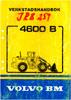 Thumbnail Volvo BM 4600B verkstadshandbok