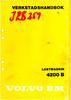 Thumbnail Volvo BM 4200B verkstadshandbok