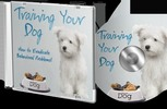 Thumbnail Training Your Dog eBook and MP3 Audio with Master Resale Rig