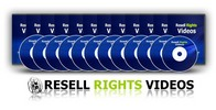 Thumbnail Resell Rights Videos with Master Resell Rights