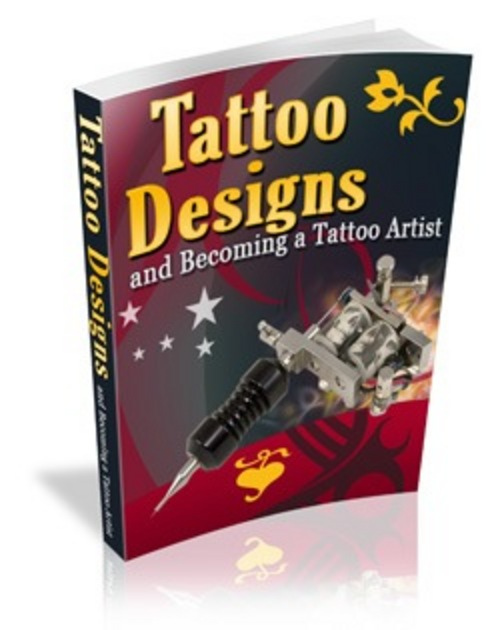 Pay for Tattoo Designs and Becoming a Tattoo Artist