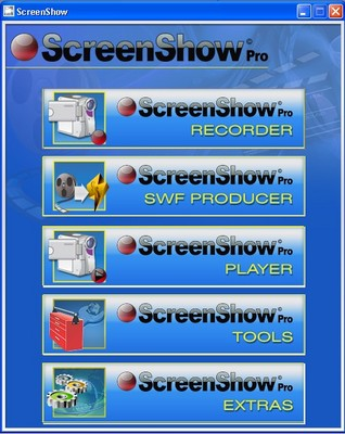 Pay for Screen Show Pro Screen Recorder Software with Private Label
