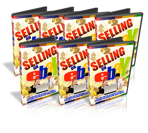 Pay for Selling on eBay Video Tutorials with MRR