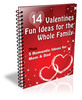 Thumbnail 14 Valentines Fun Ideas for Whole Family PLR