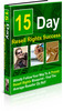 Thumbnail 15 Day Resell Rights Success (PLR)