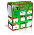 Thumbnail 15 Minisite Templates (PLR)