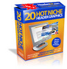 Thumbnail 20 Hot Niche Header Graphics V PLR